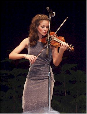 Tiffany Dupont Violin